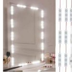 10 FOOT LED VANITY MIRROR LIGHTS WITH DIMMABLE